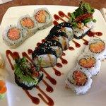 Misu Sushi Asian Foto