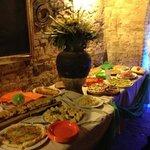 buffet diciottesimo after dinner