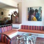 Living Room - Casa Grande