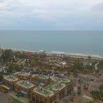 vistas desde hab  hotel balneario