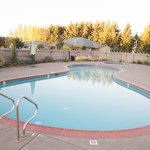 Pool at the Oregon Garden Resort