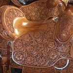 one of the Don King Saddles