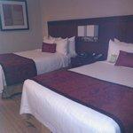 Hab camas dobles