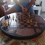 Amazing chess board