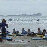 Progress Surf - Swansea Surfing lessons