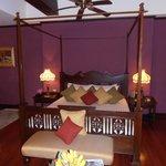 Very luxurious suite