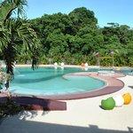 Chateau Royale swimming pool area