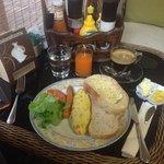 1 von 4 Frühstück Angeboten für 130 Baht