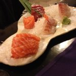 tasteless sashimi