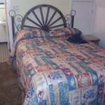 Wagon Wheel headboards!