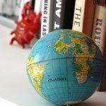 Détail décoration globe