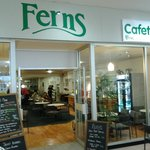 Ferns in the Guildhall Shopping Centre