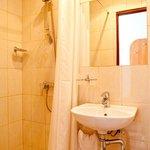 Shower in Standart room
