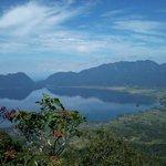 View from Puncak Lawang