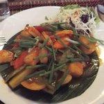 sweet&sour vegetables