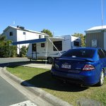 Ensuite site at Yamba waters.