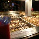 délicieux buffet
