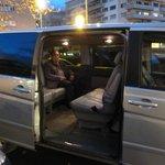 Shuttle Limousine Rome Tours Foto