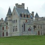 chateau abbadia vue generale
