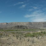 view of Big Bend National Park