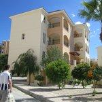 Our apartment block