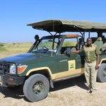 Luxury game drives