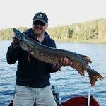 Pike from Wigwam Lake
