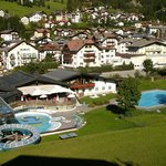 Mar Dolomit piscine e verande esterne