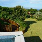 Garden- and Ocean-View
