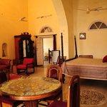 Suite With Antique Almirah & Dining