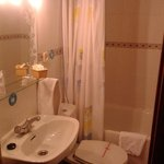 bagno camera 102