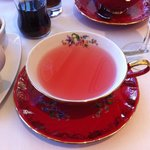strawberry & cream tea