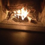 Fireplace in every room