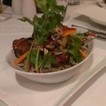 Duck & Crispy Pork Belly Salad