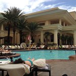 No 1 hotel for Service and comfort in Vegas