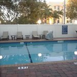 Pool area at Best Western Fort Lauderdale Airport/Cruise Port