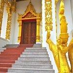 Stair with Naga ramp