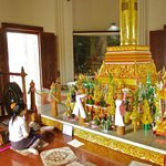 Indoor praying room