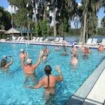 Lake Como pool
