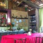 Manjericao- Restaurante e Pesqueiro