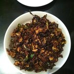 Deep Fried Brussel Sprouts with Balsamic