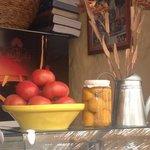vackra stora tomater