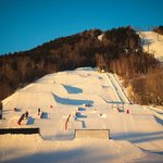 Snowboarder Magazine top 5 Terrain Parks in the East