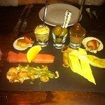 sharing starter platter