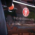 Heathman Hotel Hybrid SUV Service