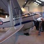 Up close with a Dragon Rapide