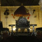 Throne of Maharaja