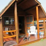 Cabin (sleeps 4)