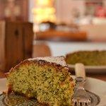 Lemon Poppy-seed Cake