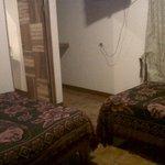 Interior de la habitación N° 6 .